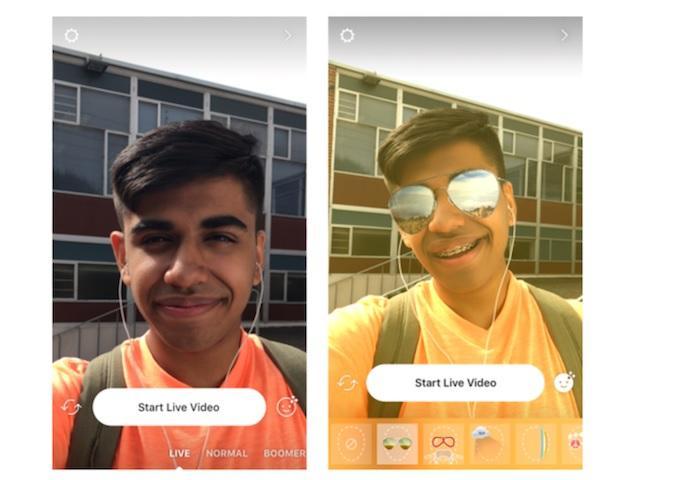 instagram-filtry Filtry wideo na Instagramie będą dostępne już za kilka tygodni