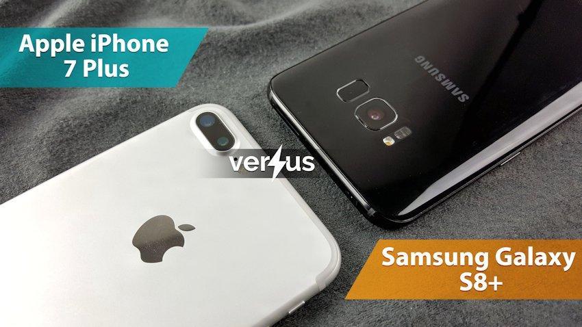 Photo of Pojedynek: 7 zalet iPhone 7 Plus vs Samsung Galaxy S8+