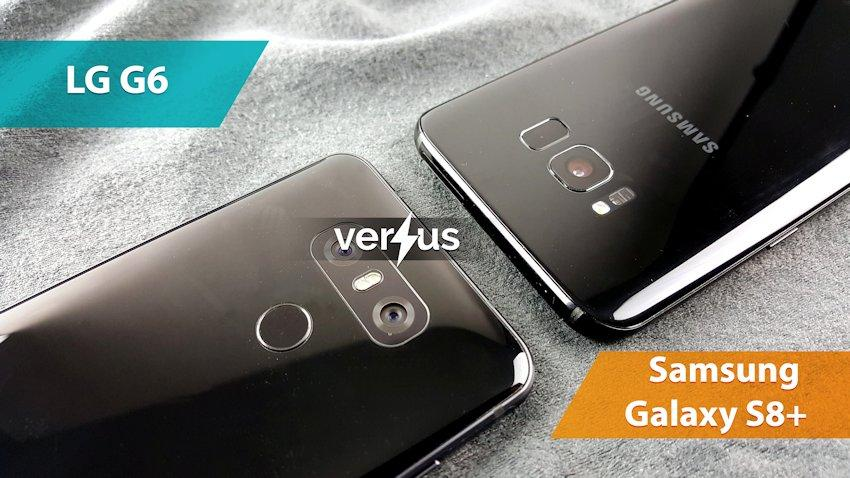 Photo of Pojedynek: 8 zalet LG G6 vs Samsung Galaxy S8+