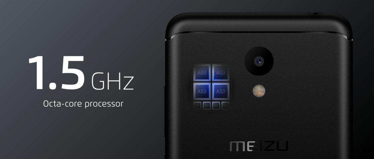 m6 Meizu przedstawia model M6
