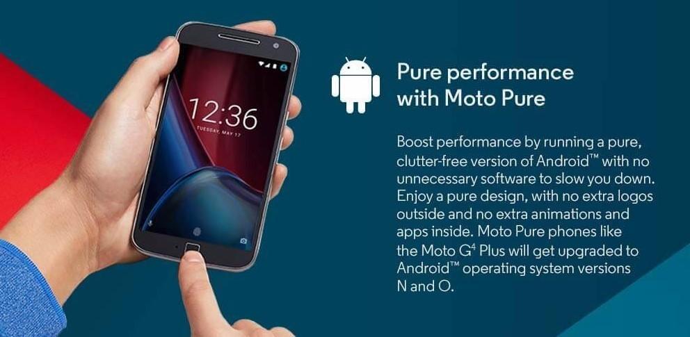motorola-android-oreo-1 Motorola ujawnia, które smartfony otrzymają Androida 8.0 Oreo