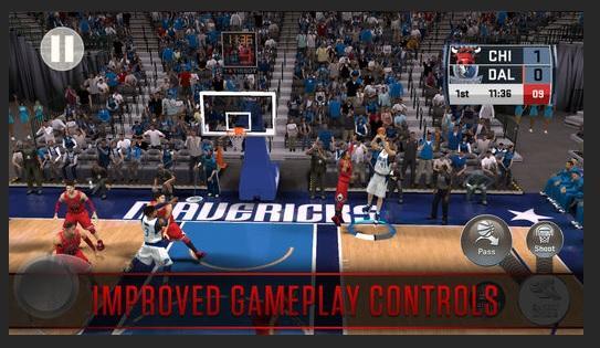 nba2 NBA2K18 debiutuje na urządzeniach mobilnych