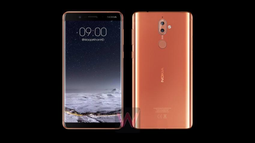 Photo of Nokia 9 na renderach – bezramkowy design i zaokrąglone boki
