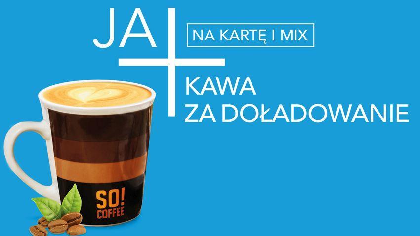 Photo of Kawa za doładowanie konta w Plusie