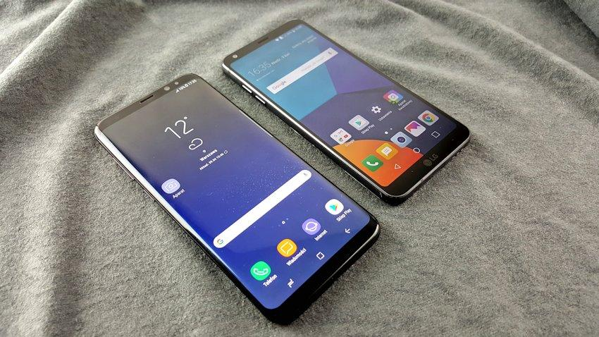 pojedynek-galaxy-s8-plus-vs-lg-g6-6 Pojedynek: 9 zalet Samsung Galaxy S8+ vs LG G6
