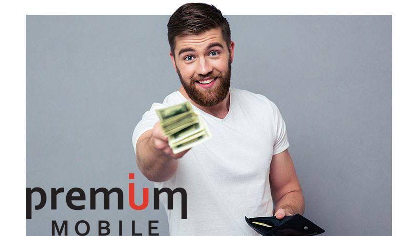 Photo of Polecaj znajomych i zarabiaj pieniądze z Premium Mobile