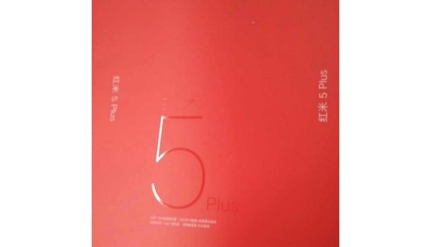 redmi-5-pro-850x488 Xiaomi Redmi 5 Plus – zdjęcia pudełka i szczątkowa specyfikacja