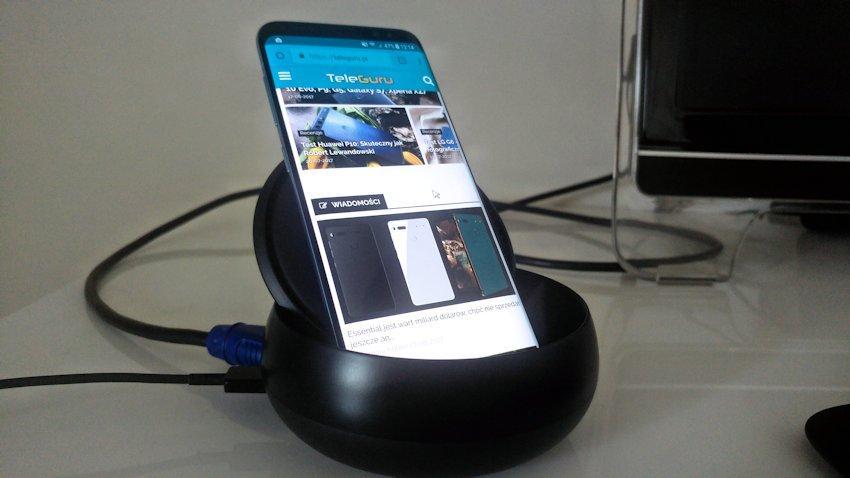 test-recenzja-sesja-samsung-dex-3 Test Samsung DeX: Galaktyczny smartfon zamienia się w komputer
