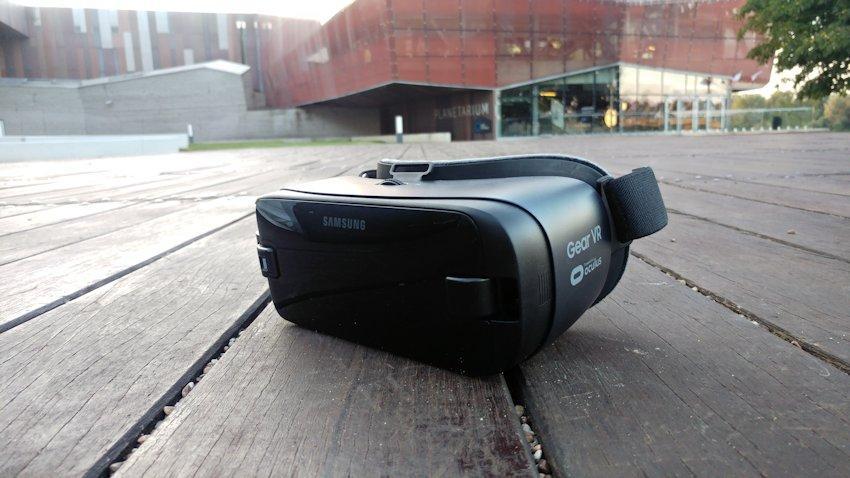 test-recenzja-sesja-samsung-gear-vr-5 Test Samsung Gear VR 2017 z kontrolerem: Spełnione marzenia o wirtualnym świecie