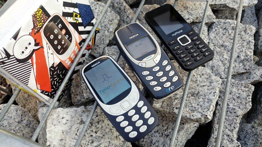 Photo of Nokia 3310 3G zapowiedziana