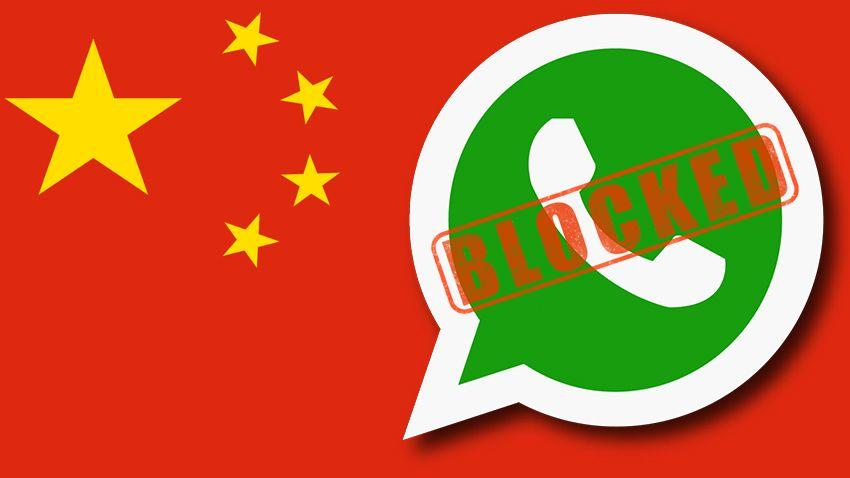 Photo of Chiny blokują WhatsApp