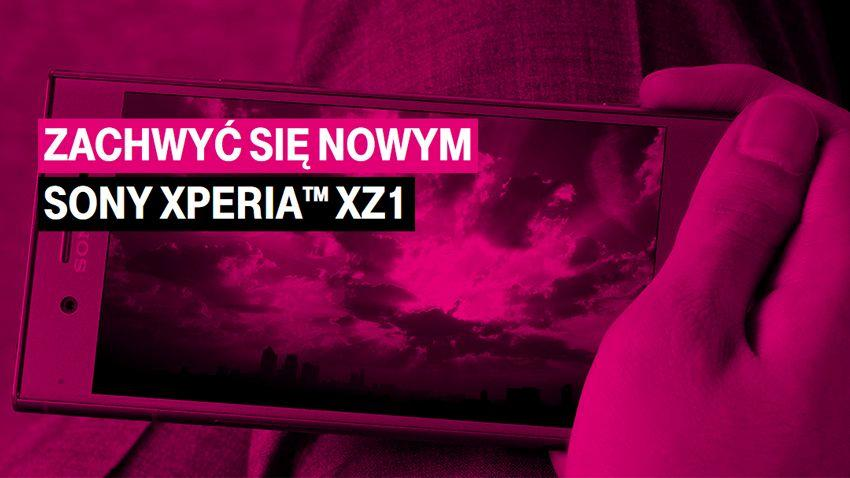 Photo of Sony Xperia XZ1 w ofercie T-Mobile – ceny