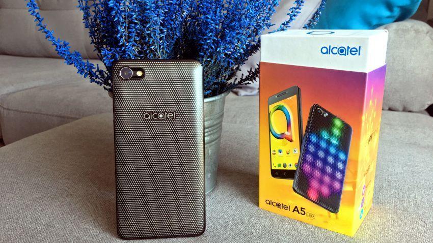 """Photo of Konkurs: """"Rozbłyśnij z Alcatel A5 LED"""" – wygraj telefon lub zestaw gadżetów od Alcatela"""