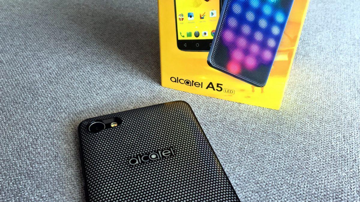 """IMG_4643 Konkurs: """"Rozbłyśnij z Alcatel A5 LED"""" – wygraj telefon lub zestaw gadżetów od Alcatela"""