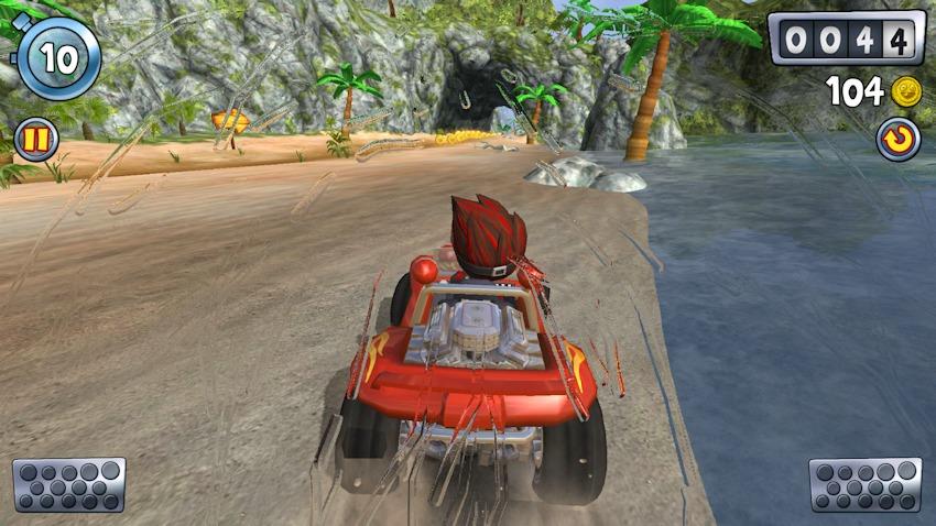 Beach-Buggy-Blitz-gra-4 Recenzja: Beach Buggy Blitz (Android, iOS)