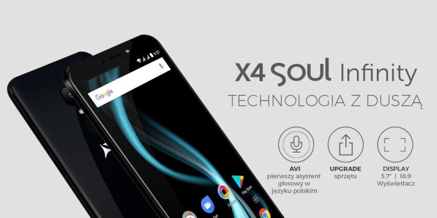 X4-soul-infinity-1-850x425 Allview przedstawia modele X4 Soul Infinity oraz X4 Soul Infinity Plus