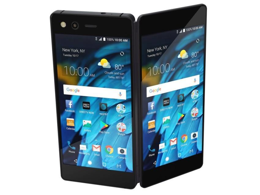 axon-m-850x638 Huawei szykuje się do wydania składanego telefonu