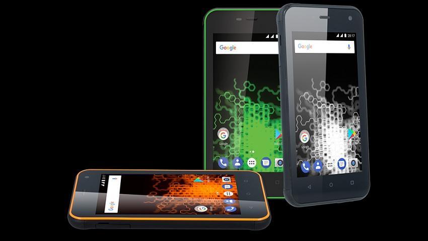 Photo of mPTech przedstawia kolejny pancerny smartfon z serii Hammer – model Active