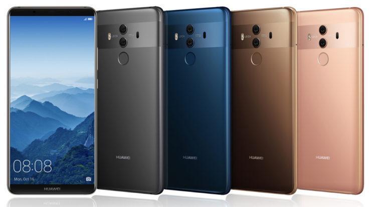 mate-10 Huawei Mate 10 Pro w przedsprzedaży za 3499 złotych