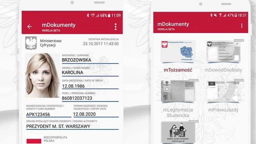Photo of Dokumenty w smartfonie – debiutuje aplikacja mObywatel