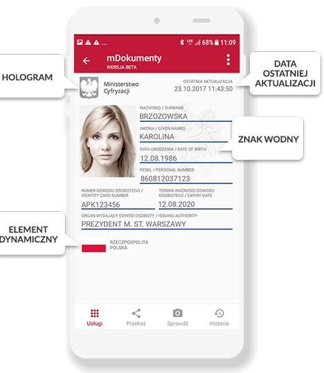 mdokumenty-e1509372925315 Dokumenty w smartfonie – debiutuje aplikacja mObywatel