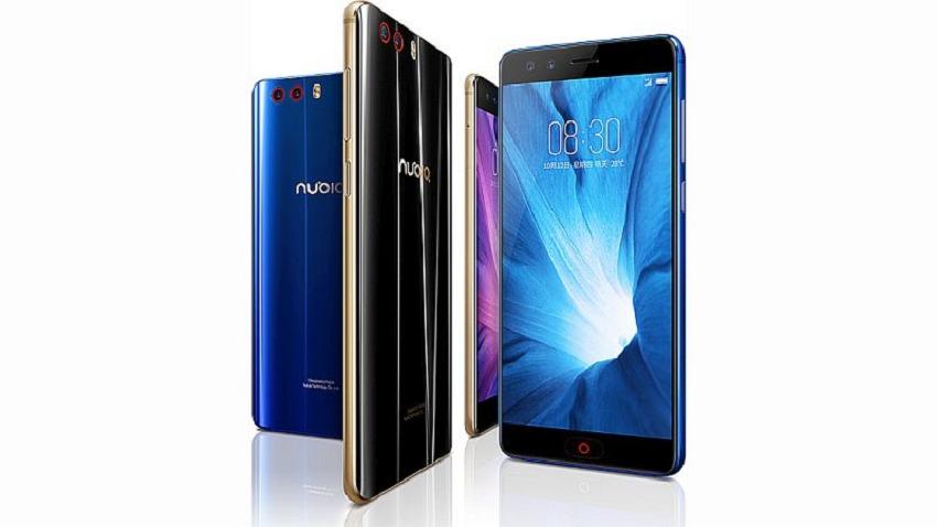 Photo of Nubia przedstawia dwa nowe smartfony Z17 S i Z17 mini S