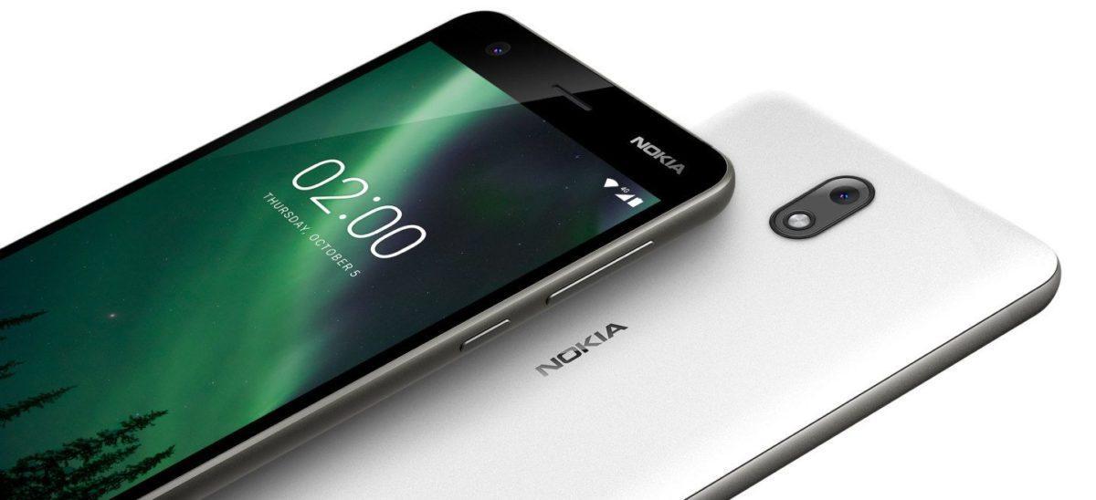 nokia2-1 Nokia 2 zaprezentowana – specyfikacja, cena i data premiery