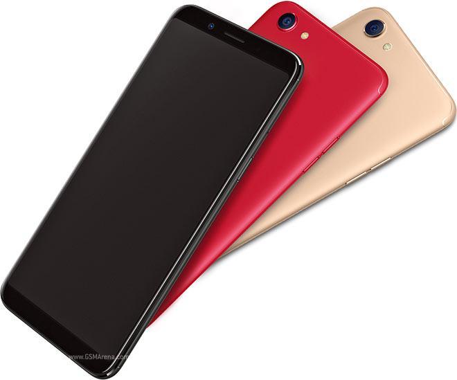 oppo-f5-1-1 Oppo prezentuje model F5 wyposażony w dobry, 20-megapikselowy aparat przedni