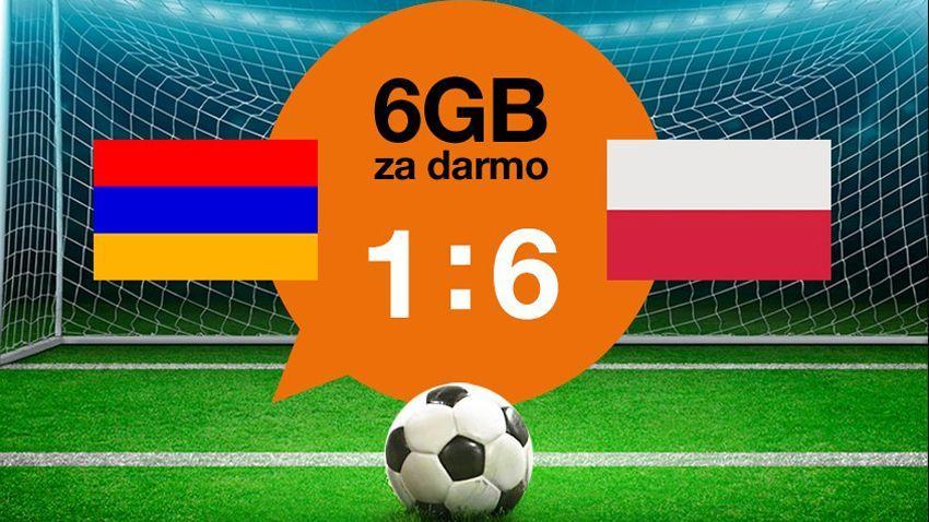 Photo of Polska wygrywa, Orange rozdaje gigabajty
