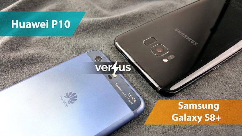 Photo of Pojedynek: 6 zalet Huawei P10 vs Samsung Galaxy S8+