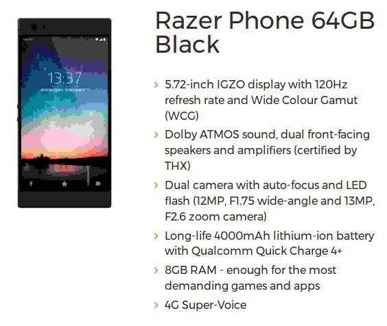 razer-phone-threeuk Razer Phone: jutro premiera smartfona dla graczy