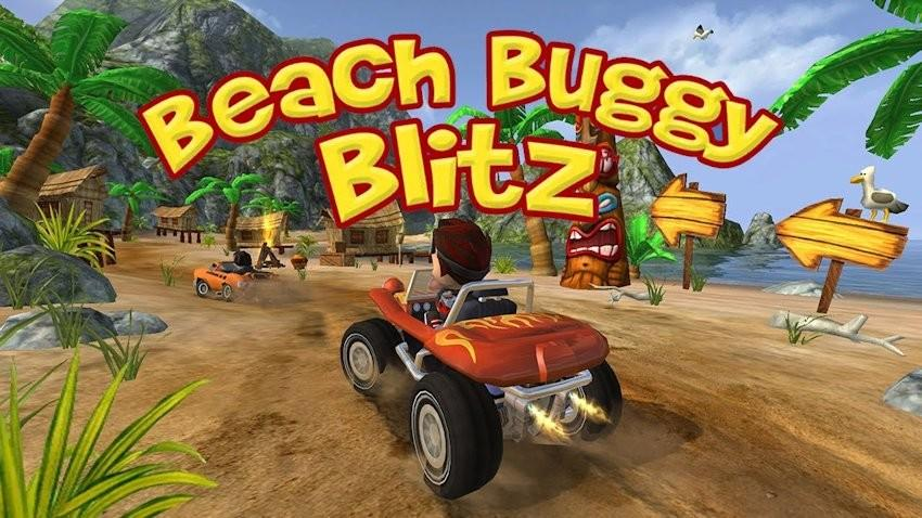 recenzja Beach Buggy Blitz