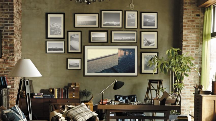 Photo of Samsung The Frame – telewizor idealnie wpasowujący się w domową przestrzeń