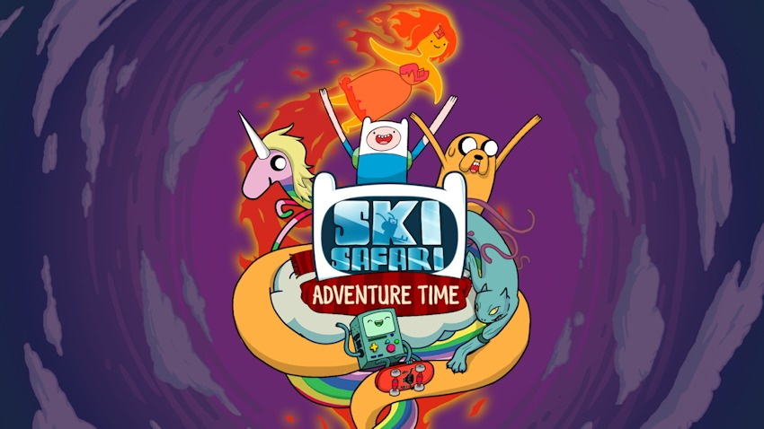 Ski Safari Adventure Time Recenzja