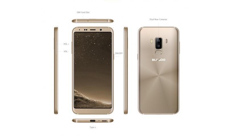 Photo of Bluboo S8 – nowy smartfon dostępny na naszym rynku wzorujący się na Samsungu Galaxy S8