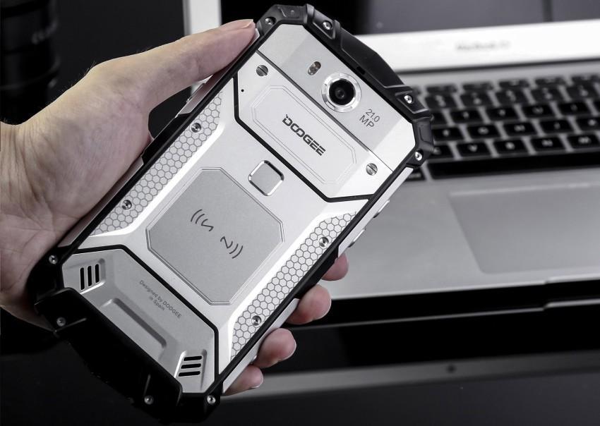 doogee-s60-850x604 Kolejne pancerne smartfony w sprzedaży. Doogee S60 i Doogee S30 wycenione zostały na 1499 złotych oraz 649 złotych