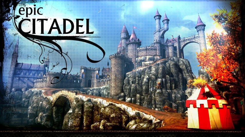 Photo of Recenzja Epic Citadel (darmowa) – Android, iOS