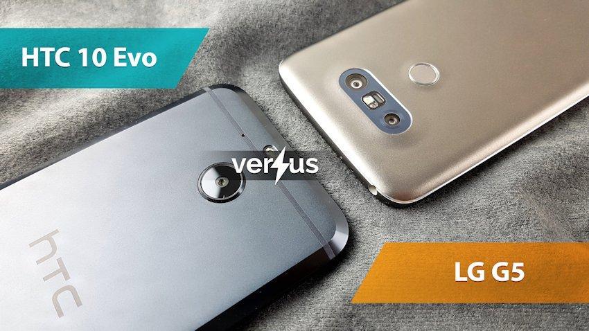 Photo of Pojedynek: 5 zalet HTC 10 Evo nad LG G5