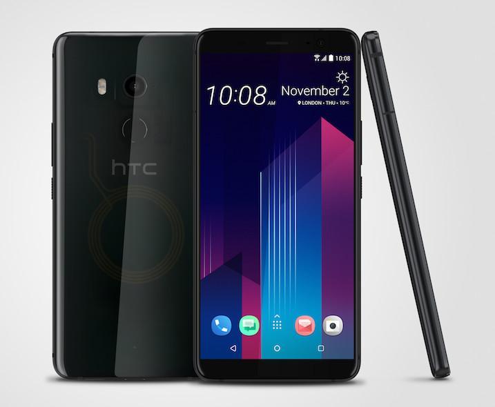 htc-u11-1 HTC U11+ oficjalnie: bezramkowy ekran 18:9, duża bateria