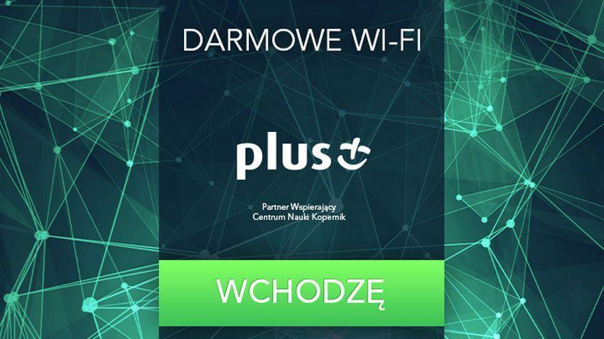 Photo of Wi-Fi sieci Plus w Centrum Nauki Kopernik