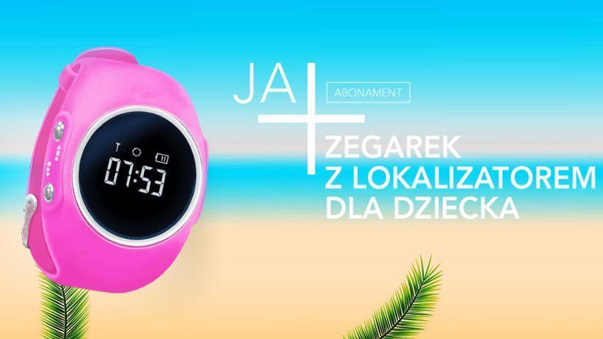 Photo of Zegarek lokalizacyjny w Plusie