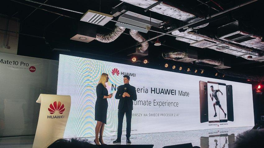 Photo of Polska premiera Huawei Mate 10 Pro