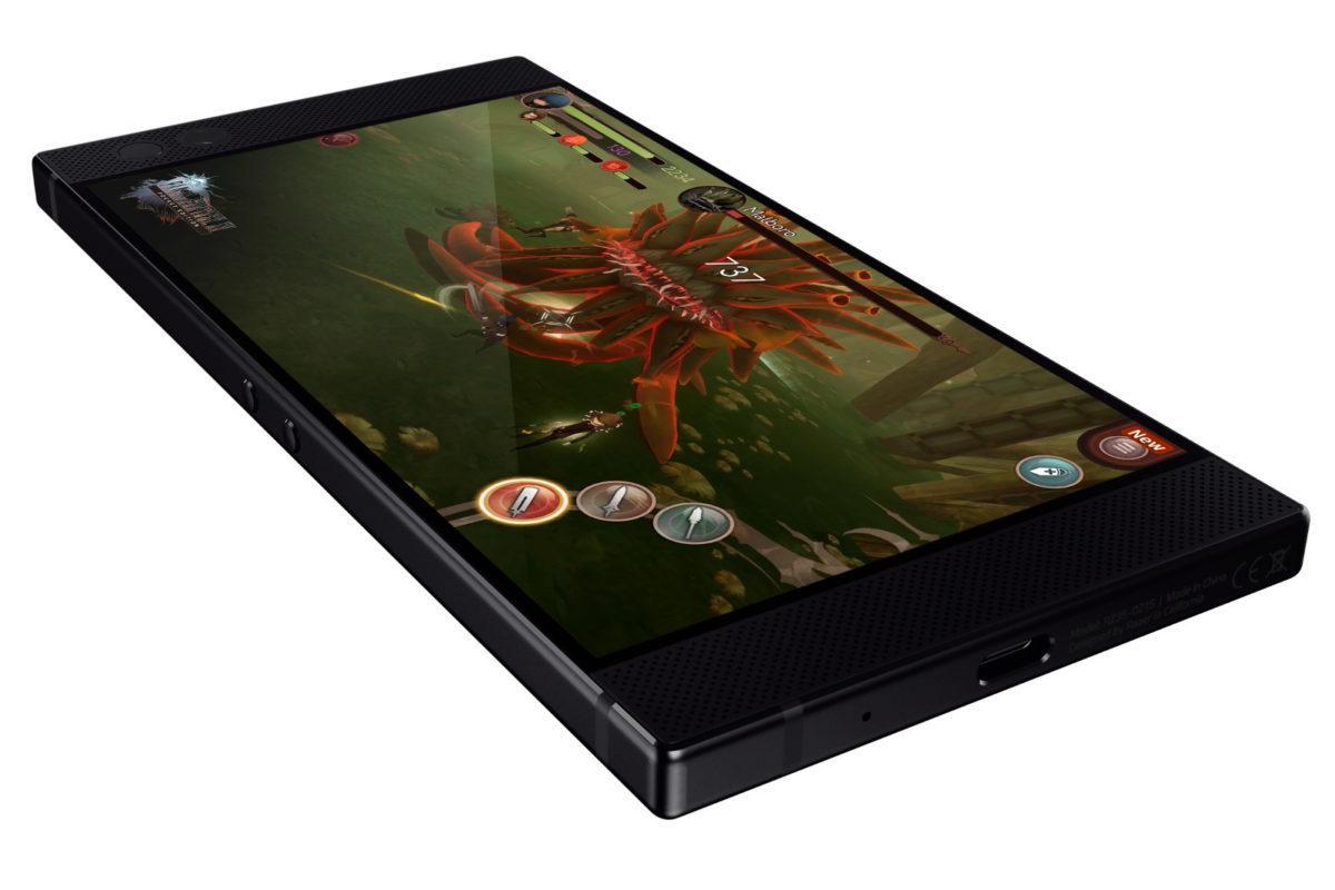 razer-phone-front Razer wchodzi na rynek mobilny w wielkim stylu