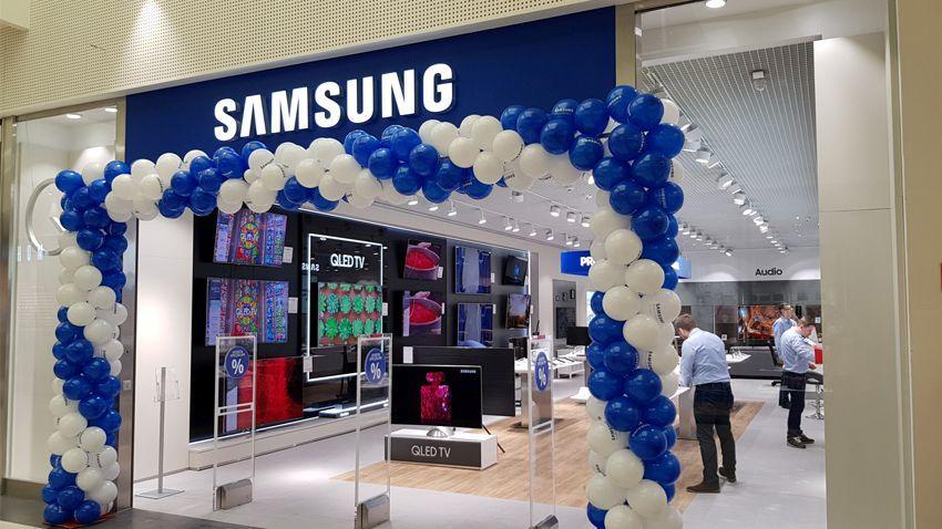 Photo of Samsung Brand Store zawitał do Szczecina