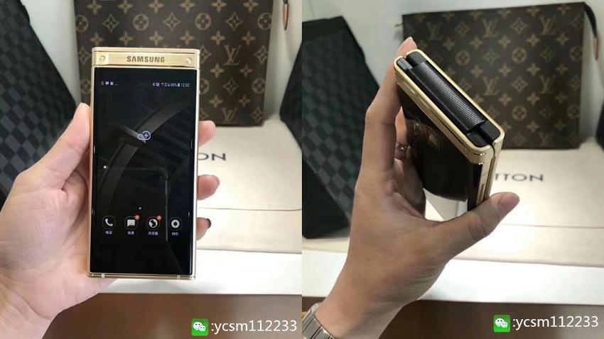 Photo of Samsung W2018 – topowy smartfon z klapką – zostanie przedstawiony 1 grudnia