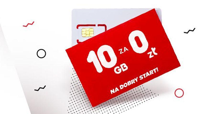 Photo of Promocyjne 10 GB dostępne również w punktach sprzedaży Virgin Mobile