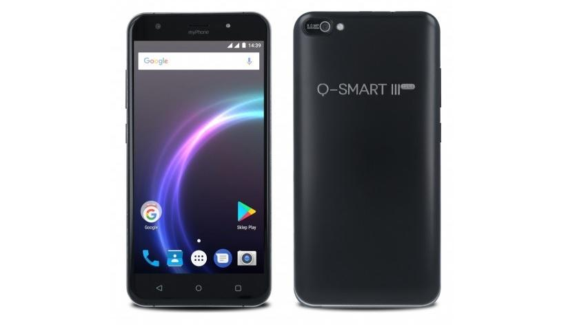 Photo of Smartfon myPhone Q-Smart III Plus za 399 złotych już od jutra w Biedronce