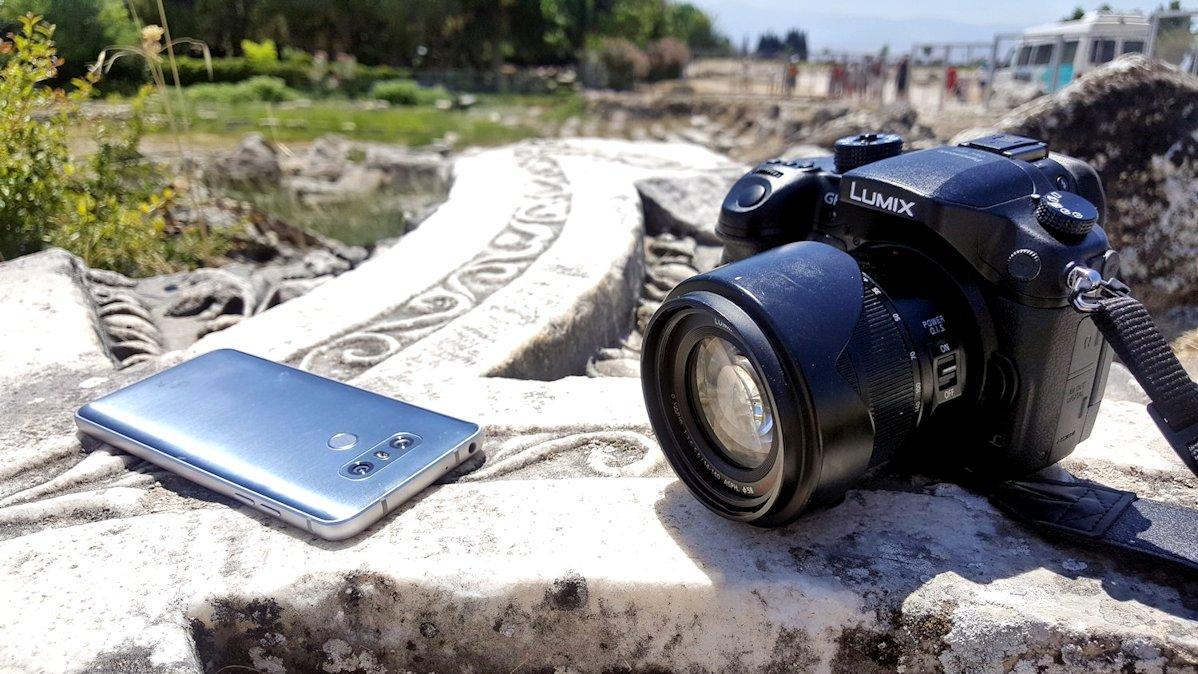 Fototest: Best vs The Best (Panasonic Lumix GH4, LG G6)