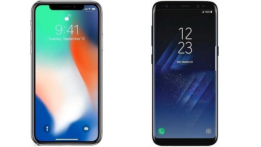 iphonex-galaxys8