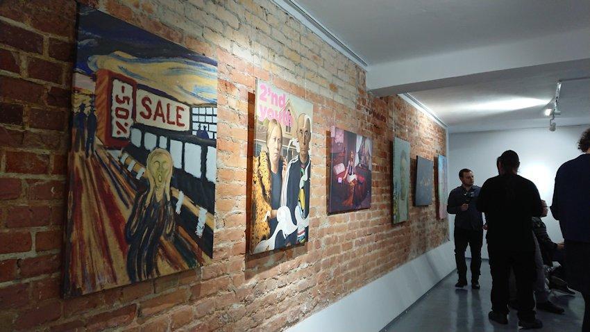 """Photo of Wystawa cyfrowych dzieł sztuki – konkurs """"Surface AntyLuwr"""" rozstrzygnięty"""